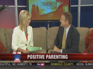 positive parenting repairing trust relationships conflict resolution sorry does not cut it audio video fox 35 interview with Jim West Heidi Hatch