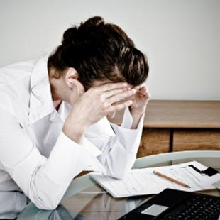 orlando career coach counselor on financial stress and how to start over
