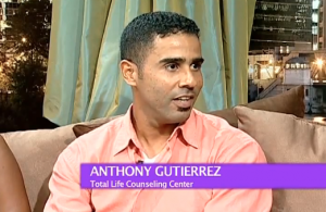 Anthony Gutierrez Men and Depression Point of View 0511 Interview May 2011 Afrotainment