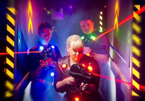Autistic Spectrum Disorder Social Skills Laser Tag Groups Counseling and Therapy Services in Orlando, East Orlando, Lake Mary, Winter Park & Clermont Florida FL