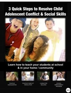 conflict resolution handbook workbook repair relationships