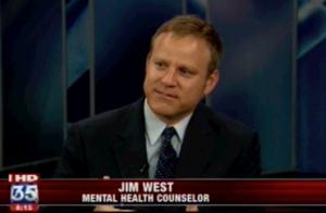 jim west james counselor coach mentor adolescent family expert seminar presenter gaming addiction orlando florida