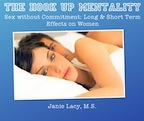 hooking up casual sex effects on women long and short term relationship expert Janie Lacy