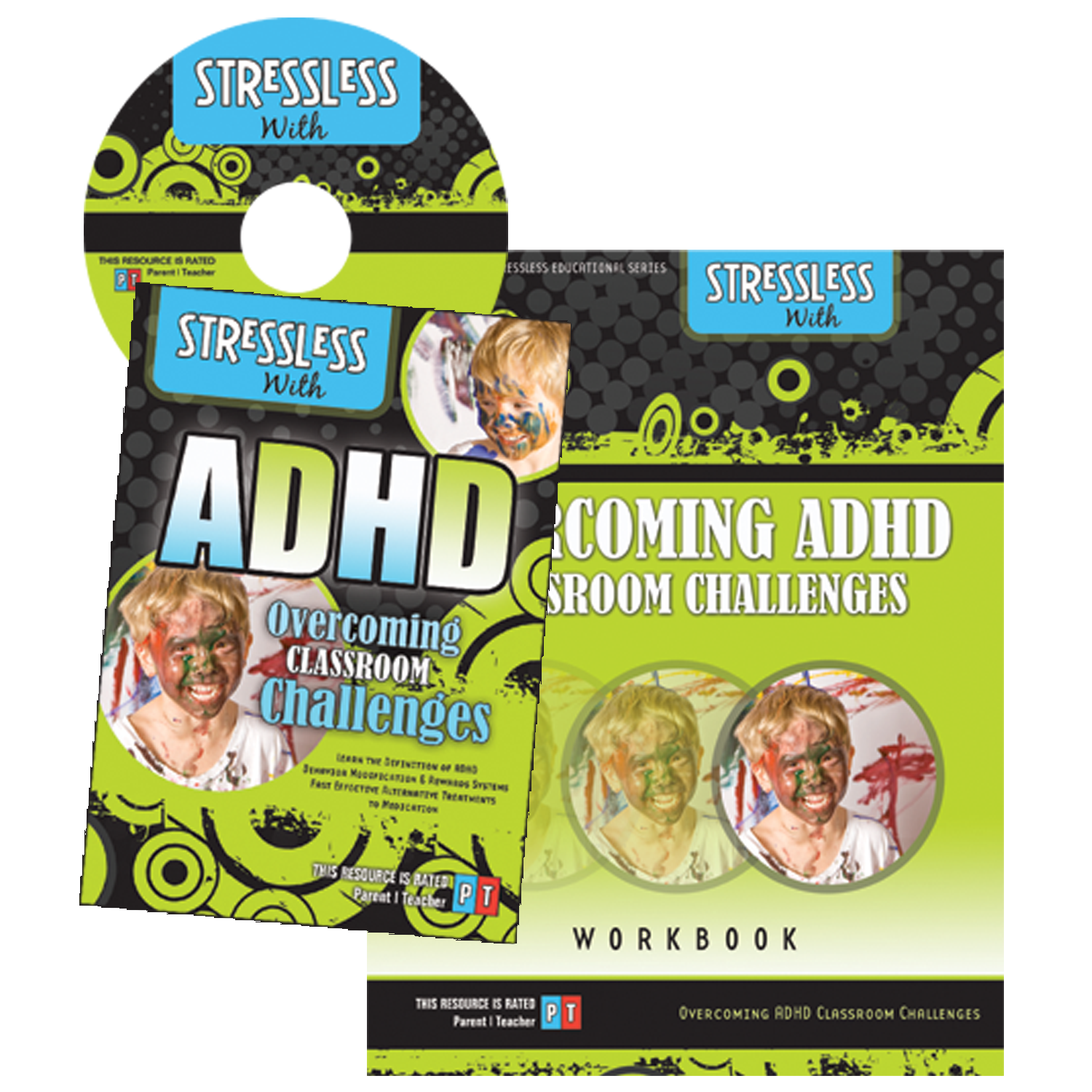 Parent & Teacher Solutions for ADHD Children and Teenagers in the Classroom Plus Alternatives to Medication - Video Program