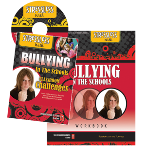 StressLess with Bullying in the Schools Video Workbook and Power Point | Expert Jim West