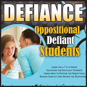 StressLess with Defiant Children Teens - Parenting Tips