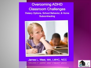 Overcoming Classroom ADHD Challenges Power Point File Curriculum Presentation