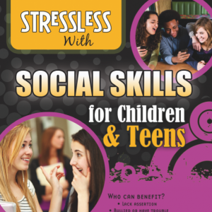 Social Skills Audio, Power Point & Workbook for Training Children and Adolescents - Child/Adolescent Expert Jim West, MA, LMHC, NCC