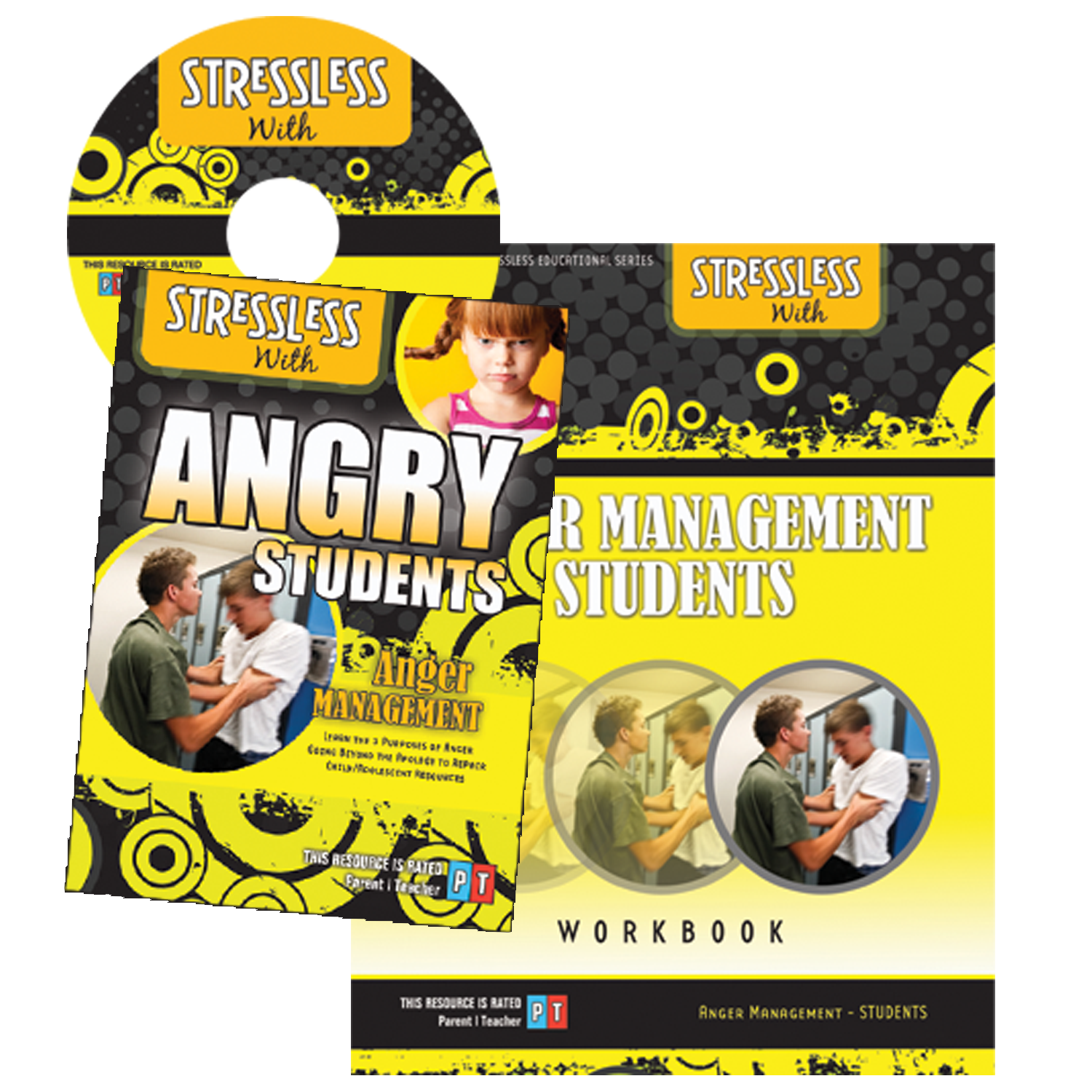 Parent & Teacher Solutions to teach Anger Management to Children and Teenagers Individually or Groups – Audio Instruction & Handouts Program