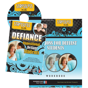Parent Solutions Video Workbook for Defiant Stubborn Children and Teenagers