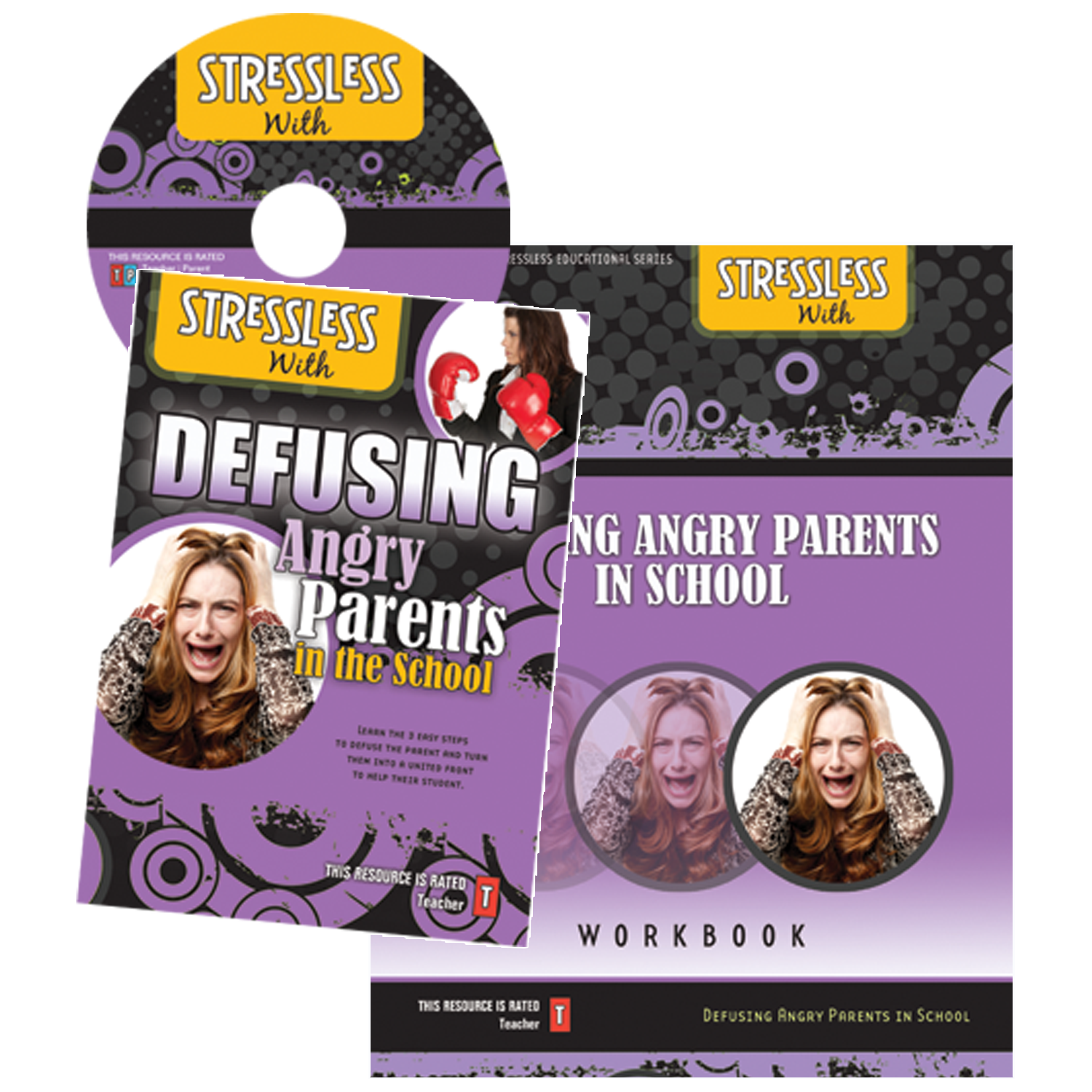 Teacher and Faculty Video Program to Handle and Defuse Challenging Angry Parents in your School or Non-Profit