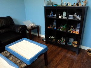 sand tray play therapy counseling counselor clermont office total life counseling center orlando east metro west winter park