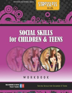 Social Skills Training Workbook Handouts Flyers Instructions Dealing with Bullies | Child Adolescent Expert Jim West