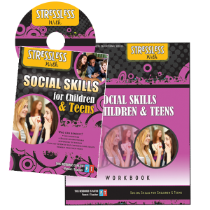 Social Skills curriculum power point workbook audio for students