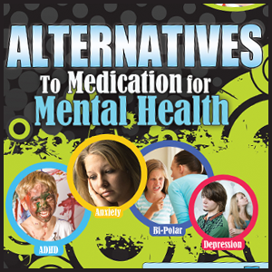 Holistic Mental Health Alternatives for Mental Health | Vitamins, Supplements and Diet Alternatives for Mental Health instead of Medication | ADHD Anxiety Depression BiPolar