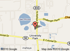 Total Life Counseling Center's East Orlando Google Map Link