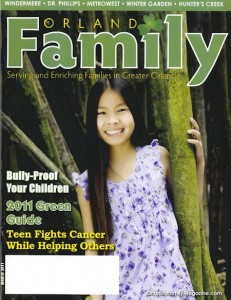 Orlando Family Magazine Jim West Bullying 0311 Keeping your kids off the bully radar