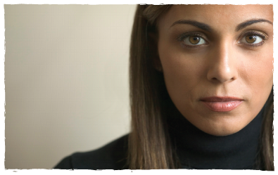woman-serious