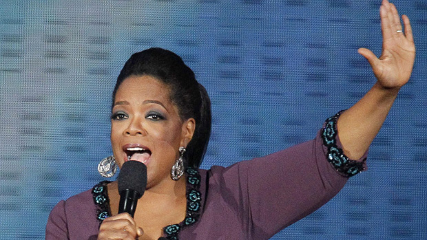 Oprah Winfrey Says Goodbye after 25 years of her show