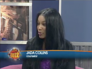 Jada Collins on the Daily Buzz discussing Media Pressures for girls and how it effects Body Image in Orlando Florida