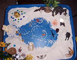 Sand Tray Therapy, Sand Tray, Sand, Child Play, Sand Ocean