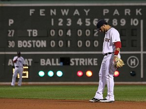 """Sports Boston Red Sox Collapse"""