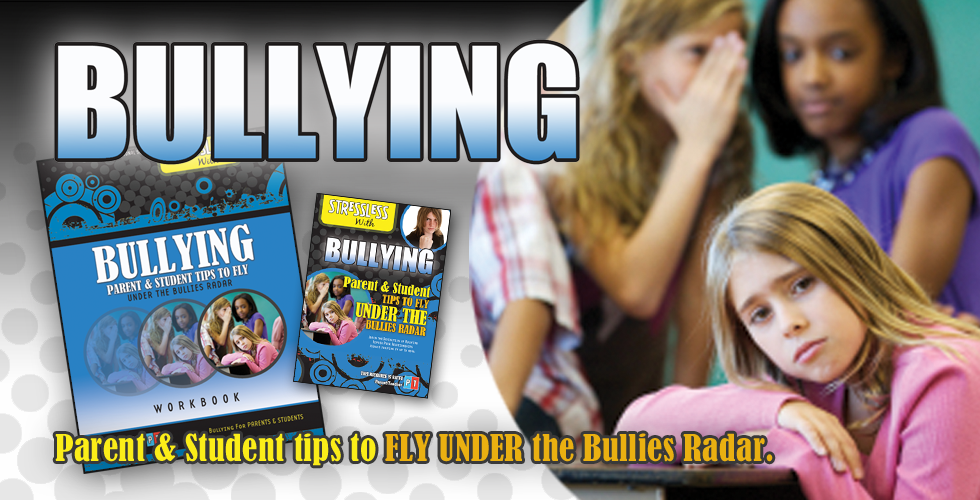 StressLess with Bullying | Parents & Students Tips