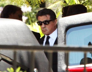 Sylvester Stallone and Family Grief
