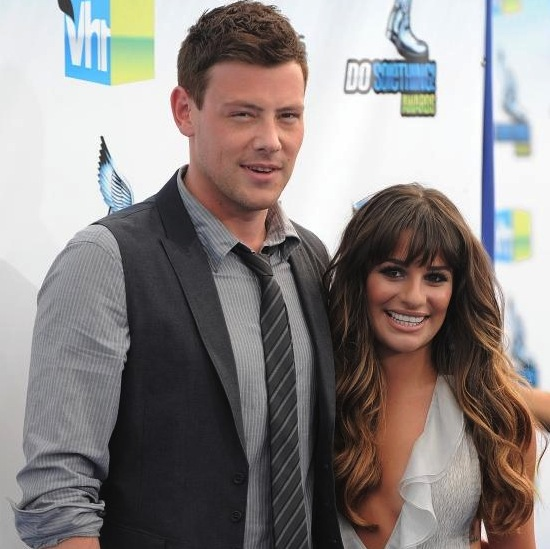 cory montieth lea michelle glee dies 31 addiction relapse