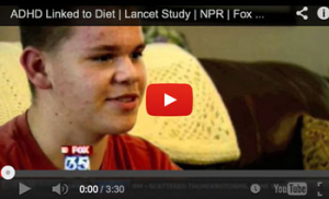 Media Interviews TLC client about Diet & Vitamins instead of Medication