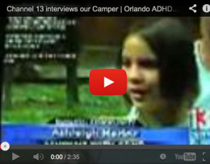 Channel 13 Interviews Ashleigh who Benefited from TLC's Social Skills Services