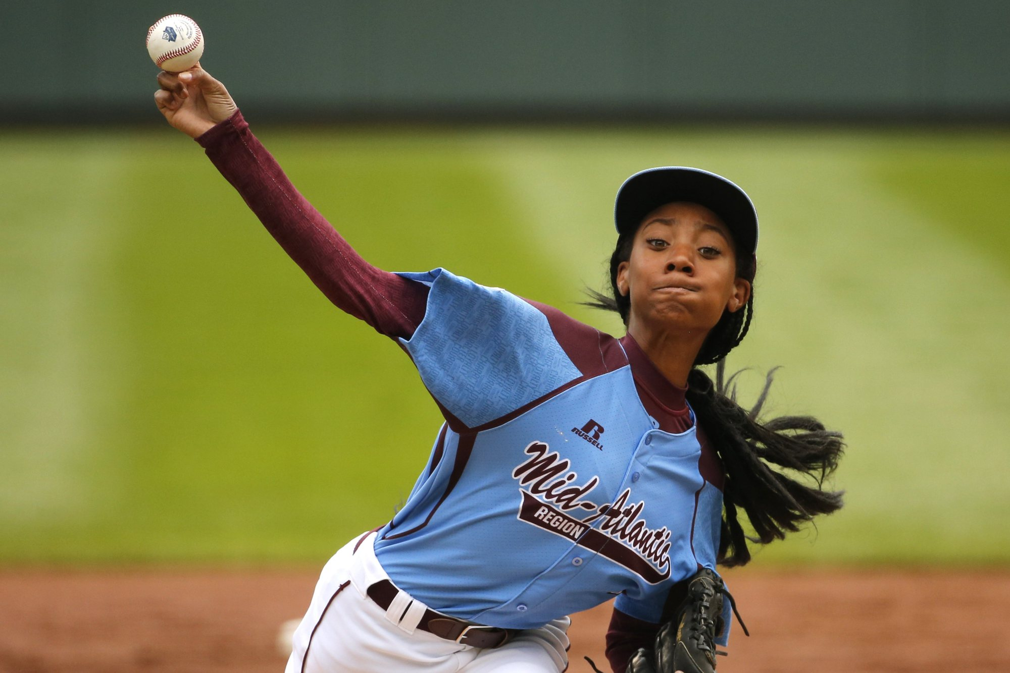 3 Life Lessons Girls Can Learn From Mo'ne Davis | Lake Mary Teen Counselor