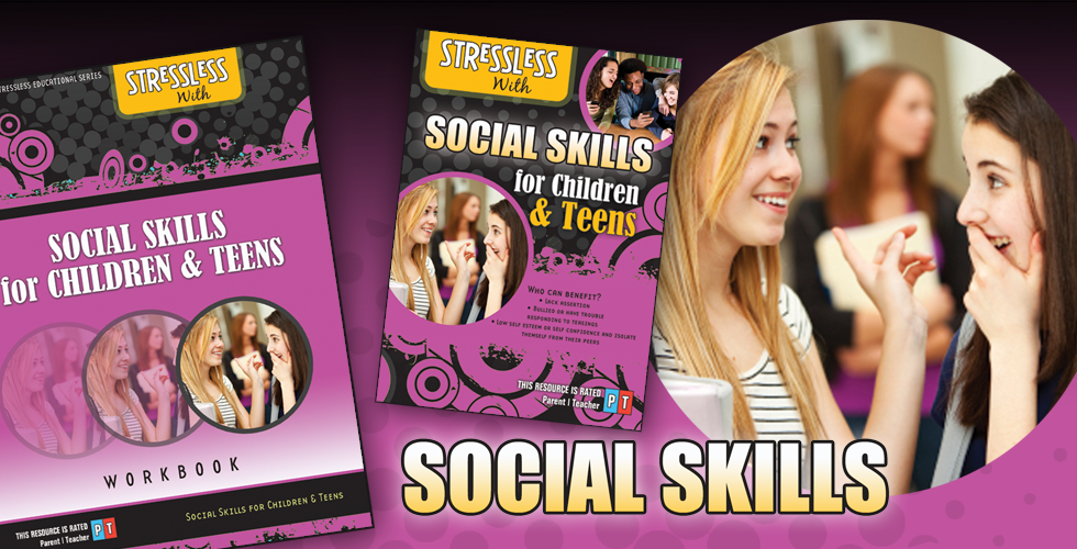 StressLess with the Social Skills - $55
