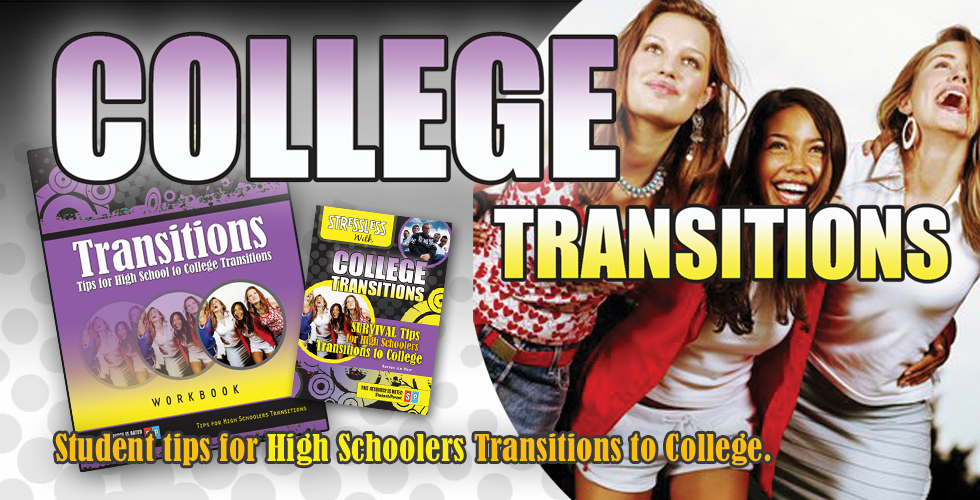 StressLess with the College Transitions