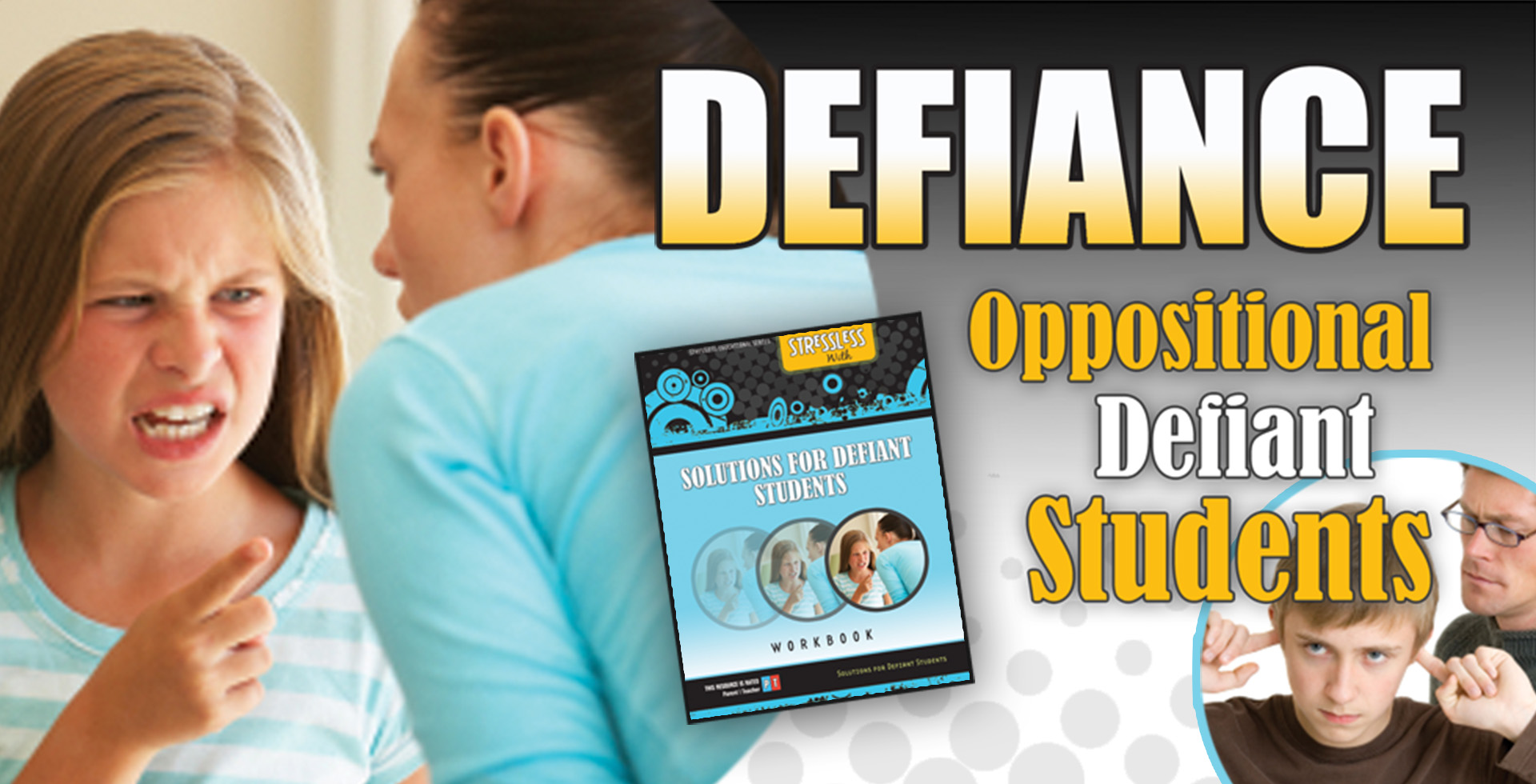 Solutions for Oppositional Defiant Angry Demanding Children