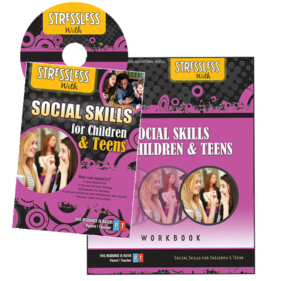Social Skills for children & teens