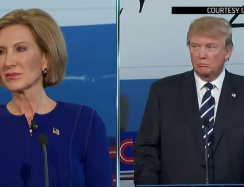 Carly Fiorina response to Donald Trump Bullying   5 Healthy Ways Women Can Respond to Criticisms   Lake Mary Counselor