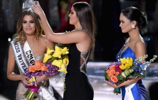 Miss Columbia crowned Miss Philippines Steve Harvey Mistake