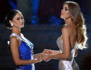 Miss Columbia crowned Miss Philippines Steve Harvey Mistake
