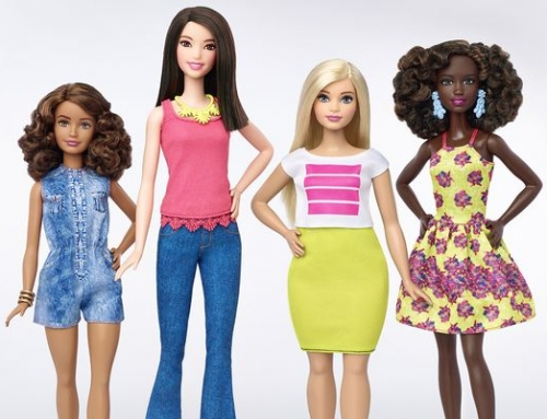 Barbie 2.0 Curvy, Tall and Petite: 3 Lesson Barbie Teaches Girls About Self-Esteem | Lake Mary Self Esteem Therapy