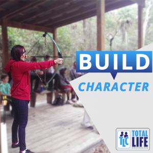 Camp wewa build character