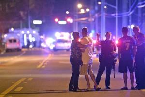 Orlando night shooting