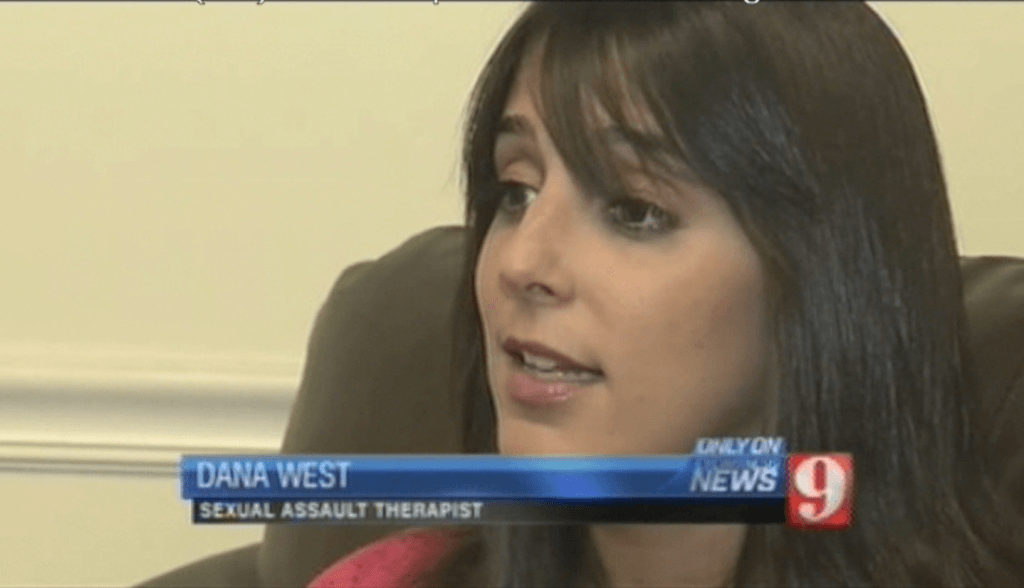 Dana West Sexual Assault Therapist