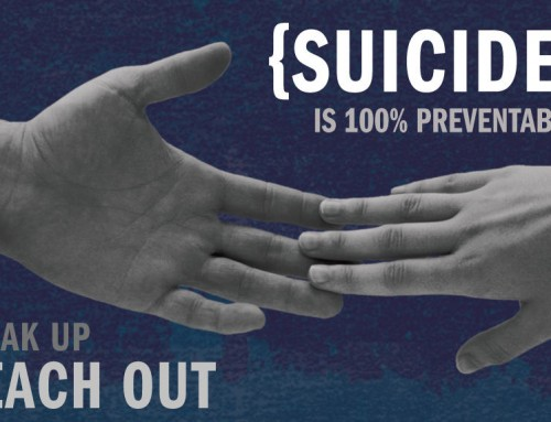 Suicide Prevention: You Can Make a Difference