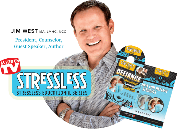 Jim West with ODD Product Image