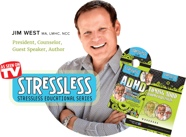 Jim West with ADHD Product Image
